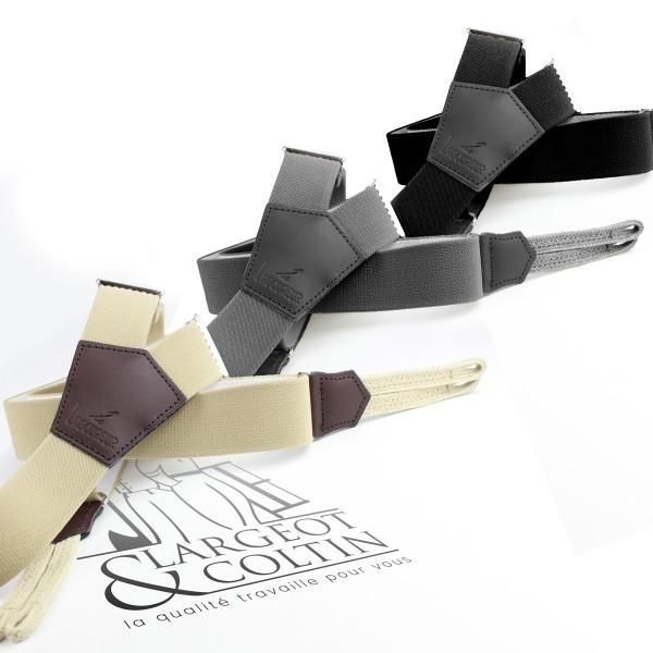 Bretelles Hercule de la marque Largeot & Coltin