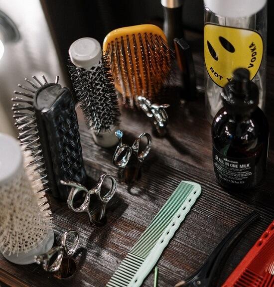 Accessoires pour lisser sa barbe