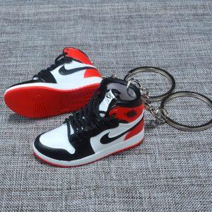 Mini-sneakers Air Jordan Black Toe