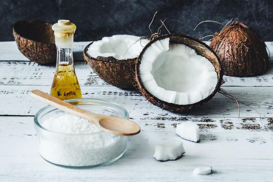 Coco et huile de coco