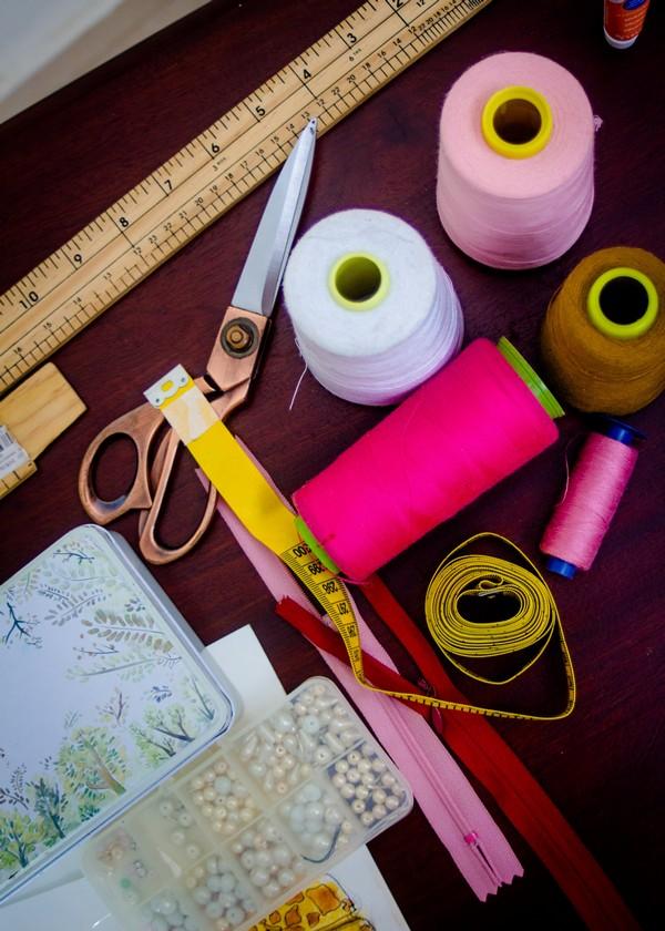 accessoires de couture