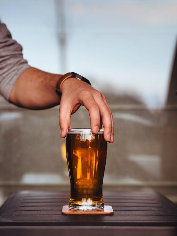 verre a bière