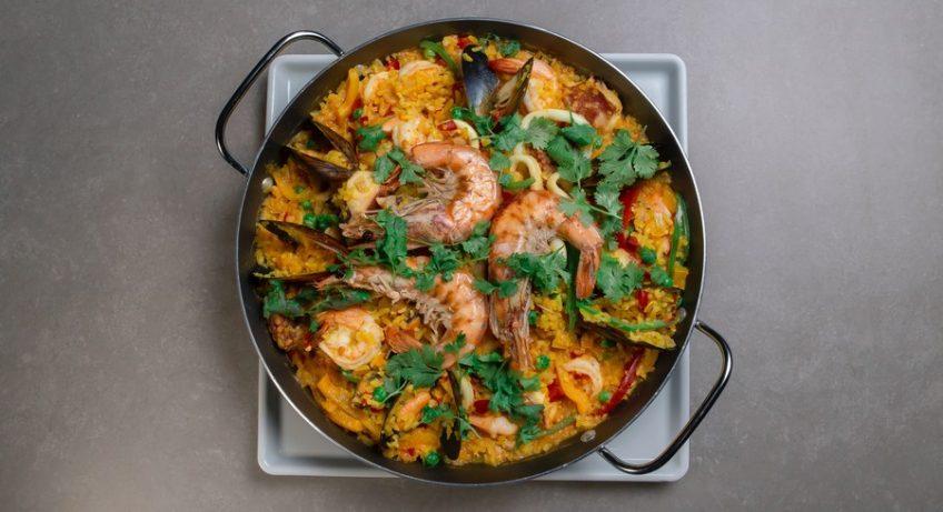 plat de paella